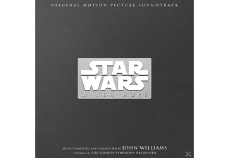 John Williams, London Symphony Orchestra - Star Wars: A New Hope-40th Anniversary Box Set - (Vinyl)