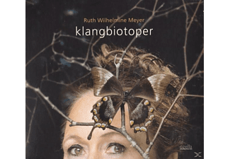 Ruth Wilhelmine Meyer - Klangbiotoper - (CD)