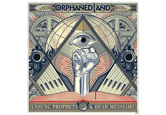 Orphaned Land - Unsung Prophets And Dead Messiahs - (CD)
