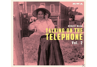 VARIOUS - Talkin' On The Telephone Vol.2 - (CD)