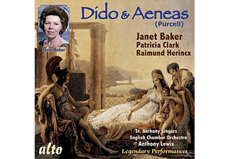 English Chamber Orchestra, VARIOUS - Dido & Aeneas - (CD)