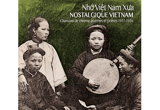 VARIOUS - Nostalgique Vietnam - (CD)