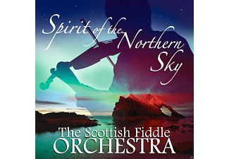 The Scottish Fiddle Orcherstra - Spirit of the northern sky - (CD)