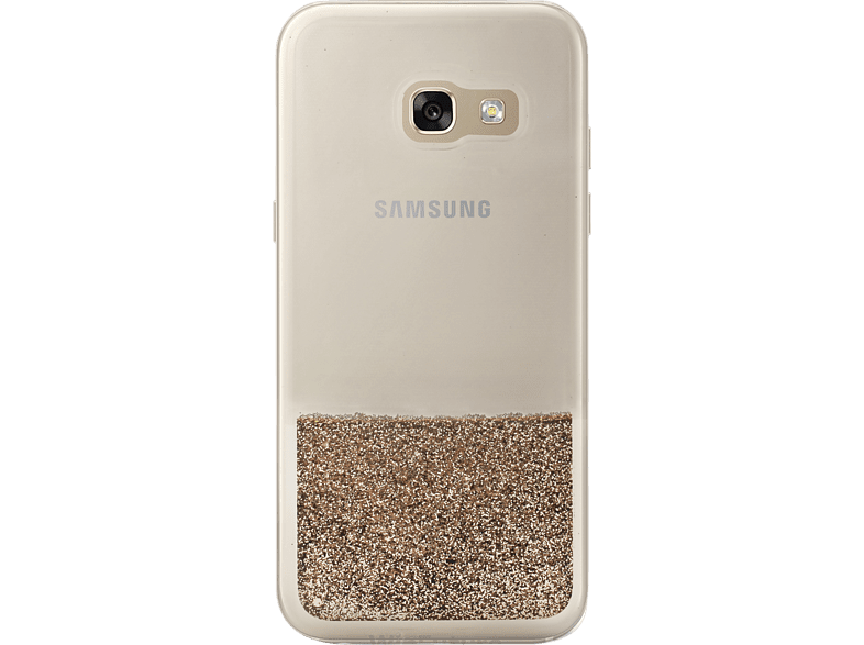 PURO Sand Backcover Samsung Galaxy A3 2017 Gold | 08033830190803