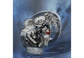 Grey Attack - Grey Attack - (CD)