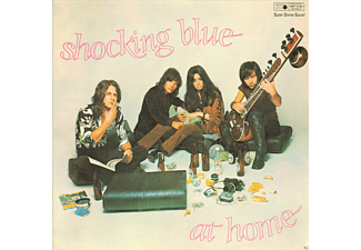 Shocking Blue - At Home+4 (Colored Vinyl) - (Vinyl)