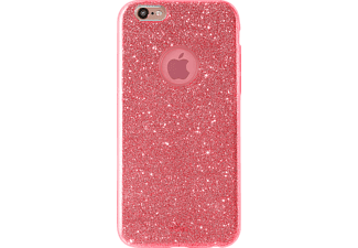 PURO Puro Shine Collection Handyhülle, Coral, passend für Apple iPhone 6, iPhone 6S