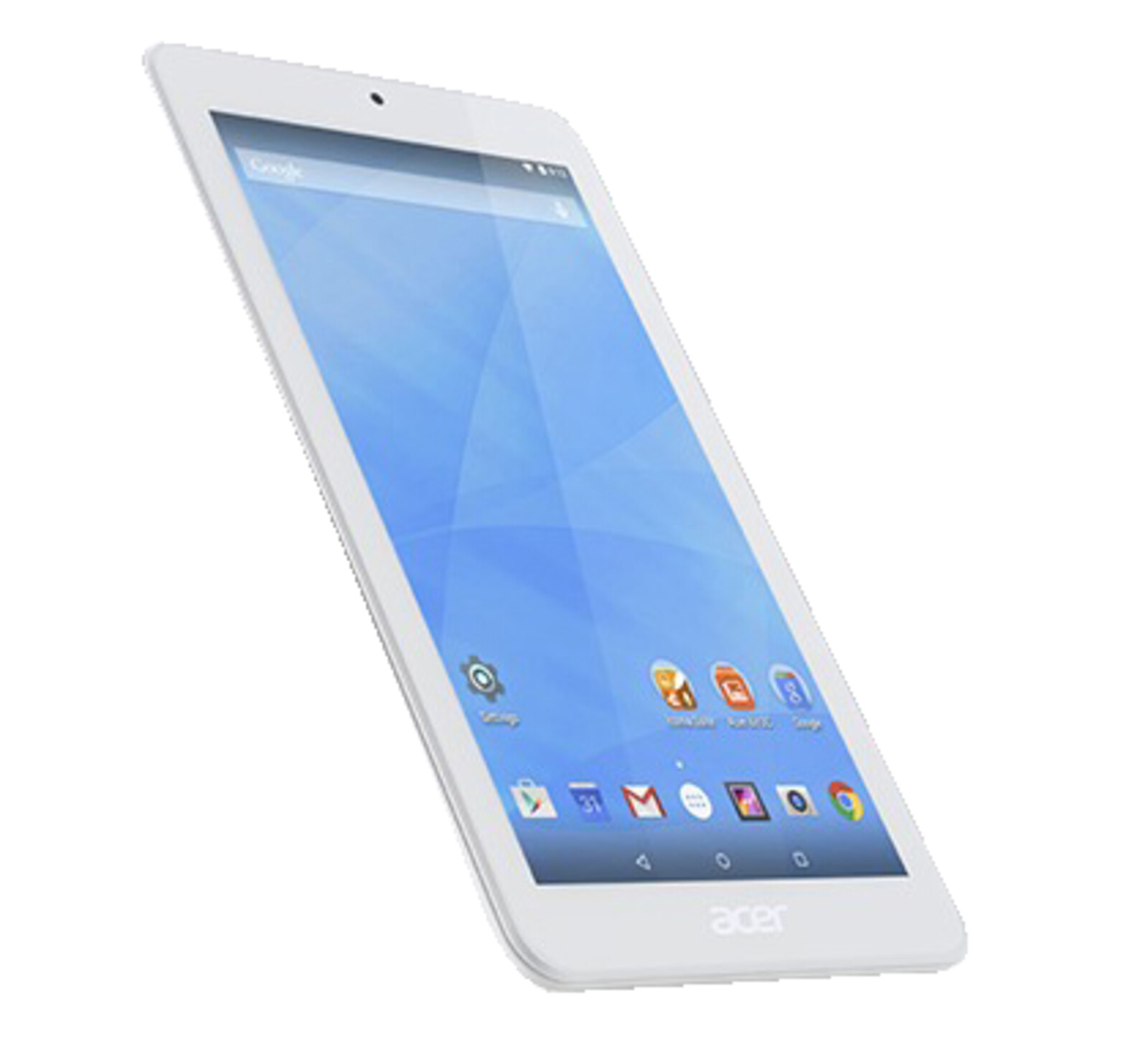 acer iconia one 7 tablet mit 7 zoll 16 gb 1 gb ram. Black Bedroom Furniture Sets. Home Design Ideas
