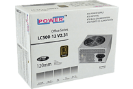 LC-POWER LC500-12 V2.31 - Office Serie PC-Netzteil, Silber