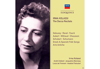 Irma Kolassi - Irma Kolassi: The Decca Recitals - (CD)