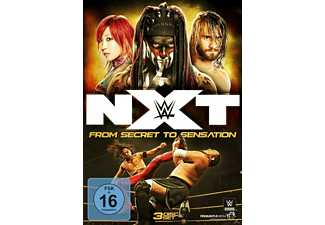 WWE NXT - From Secret To Sensation - (DVD)