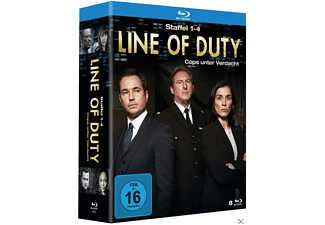 Line of Duty - Cops unter Verdacht - Staffel 1-4 - (Blu-ray)