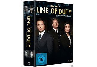 Line of Duty - Cops unter Verdacht - Staffel 1-4 - (DVD)