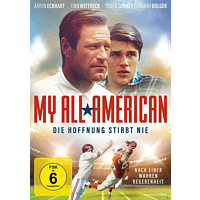 My All-American - Die Hoffnung stirbt nie [DVD]