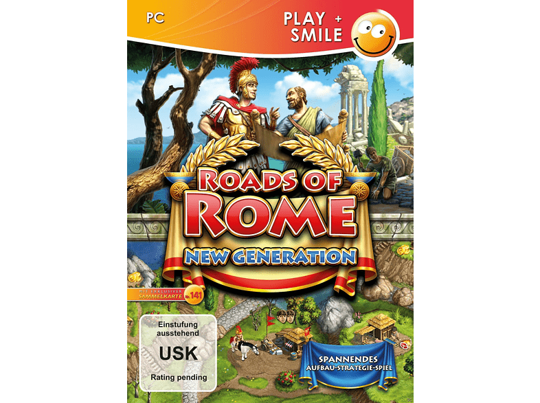 Roads of Rome: New Generation [PC]