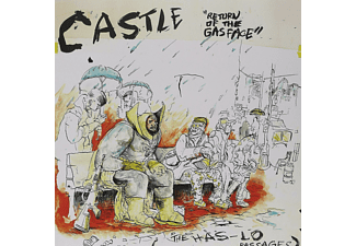 Castle - Return Of The Gasface - (Vinyl)