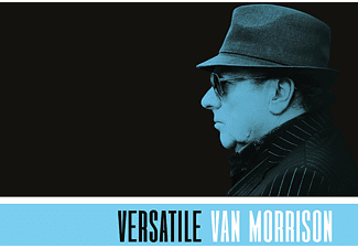 Van Morrison Versatile Jazz/Blues CD