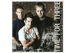 Time For Three - Three Fervent Travellers - (CD)