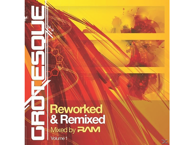 VARIOUS - Grotesque Reworked & Remixed [CD]