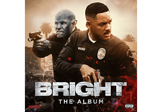 VARIOUS - Bright: The Album - (CD)