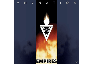 Vnv Nation - Empires (Black Vinyl) - (Vinyl)