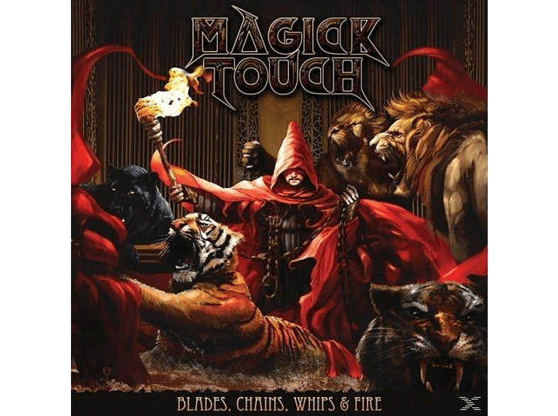 Magick Touch - Blades,Whips,Chains & Fire (Black Vinyl) [Vinyl]