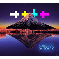 We Are Temporary - Embers [CD]