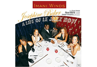 Imani Winds - Josephine Baker-A Life Of - (CD)