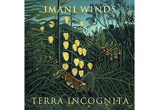 Imani Winds - Terra Incognita - (CD)