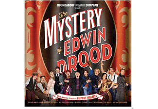The New 2013 Broadway Cast Recording - The Mystery Of Edwin Drood - (CD)
