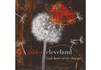 Ashley Cleveland - God Don't Never Change - (CD)