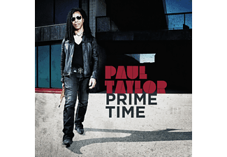 Paul Taylor - Prime Time - (CD)