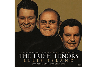 The Irish Tenors - Ellis Island - (CD)