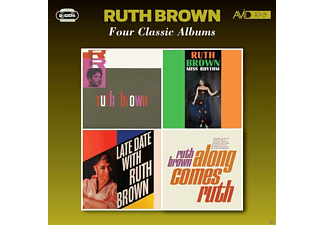 Ruth Brown - Four Classic Albums - (CD)