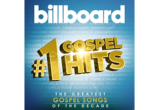 VARIOUS - Billboard #1 Gospel Hits - (CD)