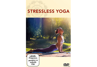 Stressless Yoga - (DVD)