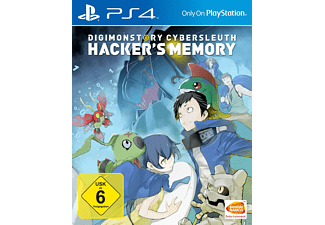 Digimon Story: Cyber Sleuth - Hacker's Memory - PlayStation 4