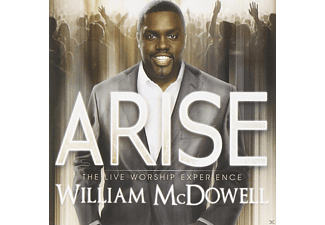 William Mcdowell - Arise - (CD)