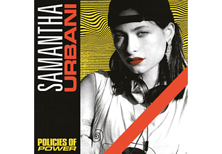 Samantha Urbani - Policies Of Power EP (Ltd.Transparent 12''+MP3) - (Vinyl)