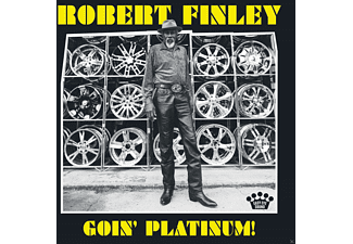 Robert Finley - Goin' Platinum - (CD)