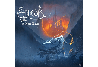 Sadauk - A New Dawn - (CD)