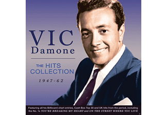 Vic Damone - The Hits Collection 1947-62 - (CD)