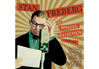 Stan Freberg - The Singles Collection 1947-60 - (CD)