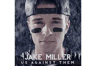 Jake Miller - Jake Miller: US Against Them - (CD)