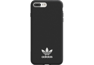 ADIDAS Originals Handyhülle, Schwarz/Weiß, passend für Apple iPhone 6 Plus, iPhone 6s Plus, iPhone 7 Plus, iPhone 8 Plus