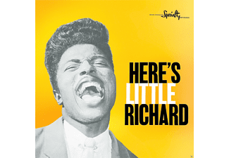 Little Richard - Here's Little Richard (2CD Deluxe) - (CD)