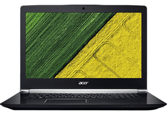 ACER Aspire V 17 Nitro Black Edition (VN7-793G-567R), Gaming Notebook mit 17.3 Zoll Display, Core™ i5 Prozessor, 8 GB RAM, 512 GB SSD, GeForce® GTX 1050Ti, Schwarz