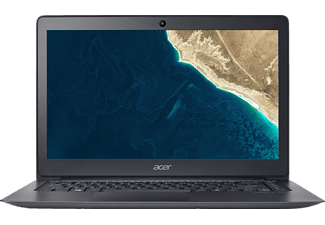 ACER TravelMate X349 (TMX349-G2-M-55WQ), Notebook mit 14 Zoll Display, Core™ i5 Prozessor, 8 GB RAM, 256 GB SSD, HD-Grafik 620, Grau