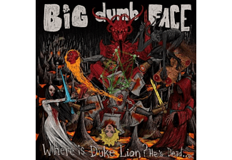 Big Dumb Face - Where is Duke Lion? He's Dead. - (CD)