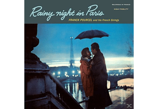 Franck Pourcel - Rainy Night in Paris+Honeymoon in Paris - (CD)